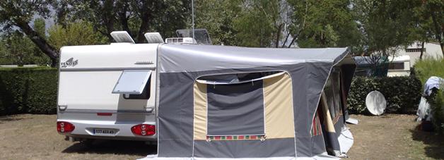 Vacances camping en famille