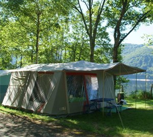camping nature sur ré